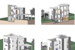 Split-Level 3D Visualisierungen Übersicht