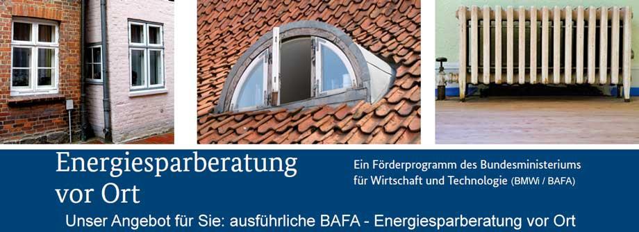 BAFA-Energiesparberatung